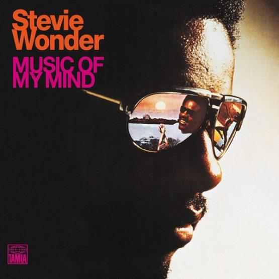 Stevie Wonder / Music Of My Mind