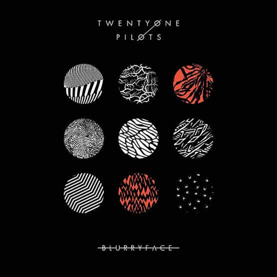twenty one pilots - Blurryface 2LP