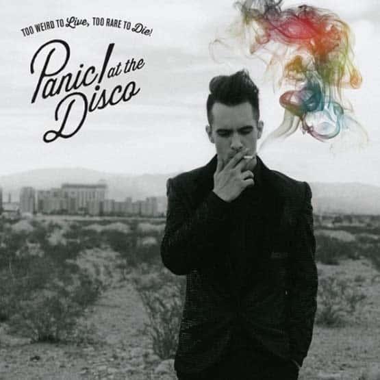 Panic! At The Disco - Too Weird to Live, Too Rare to