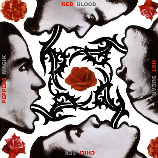 Red Hot Chili Peppers - Blood Sugar Sex Magik 2LP
