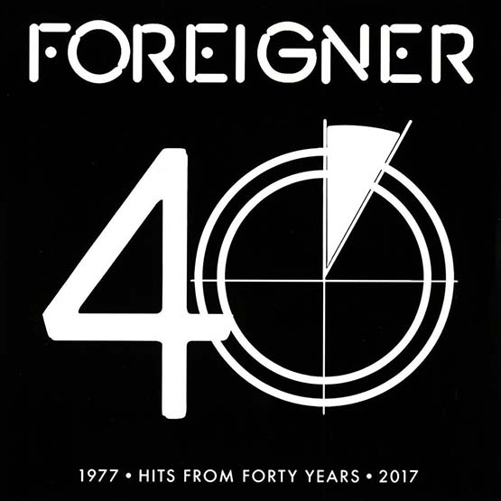 Foreigner - 40 2LP