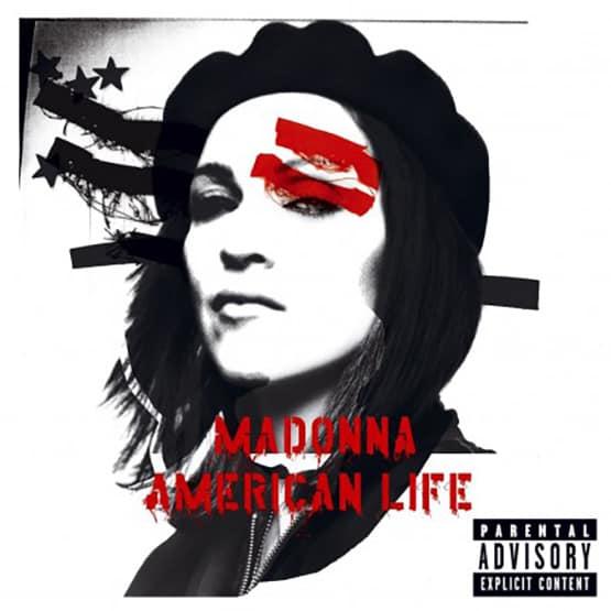 Madonna - American Life 2LP
