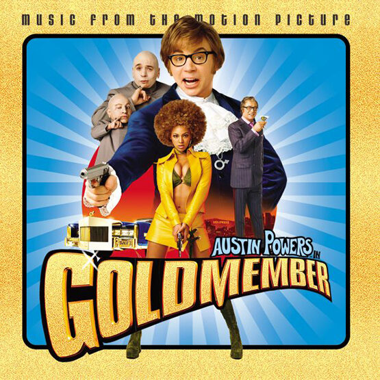 Soundtrack - Austin Power In Gol