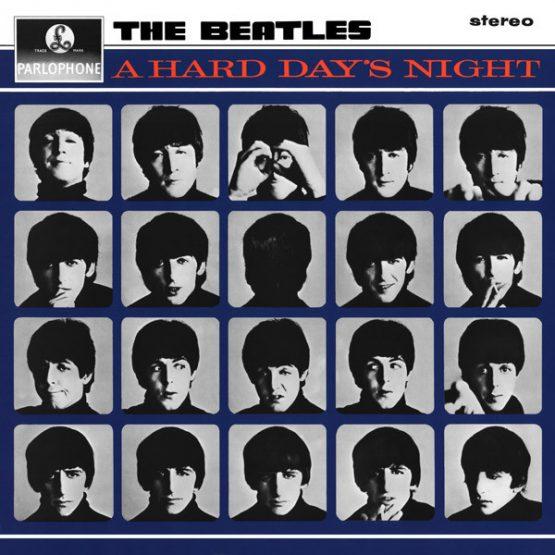 The Beatles / A Hard Day's Night - Vinyl