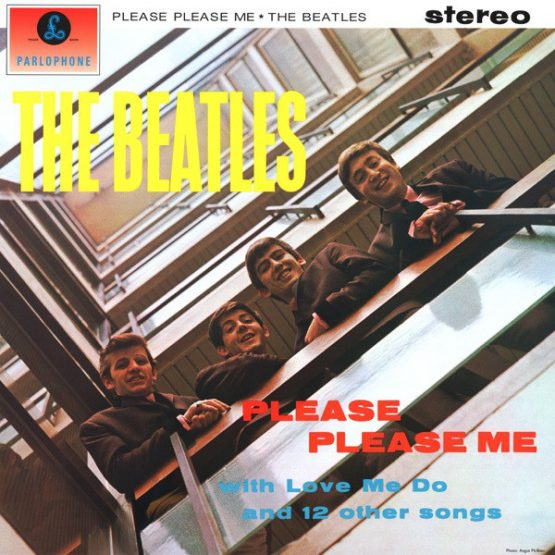 The Beatles / Please Please Me - Vinyl