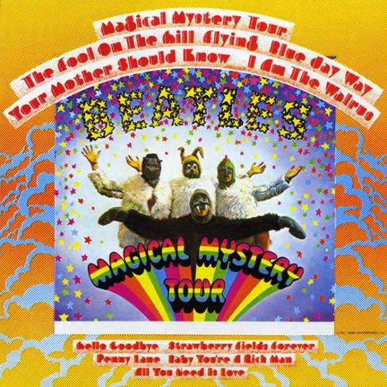 The Beatles / Magical Mystery Tour - Vinyl