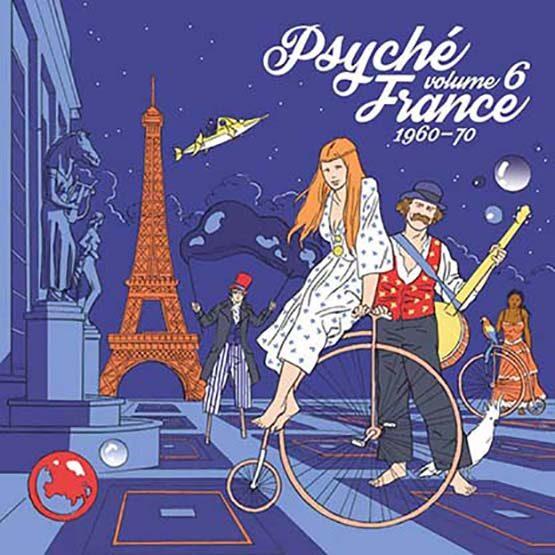 Various Artists- Psyche France Vol.6