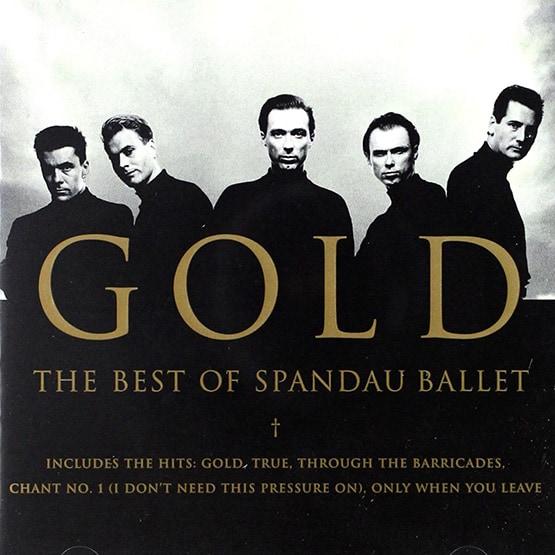 Spandau Ballet - Gold 2LP