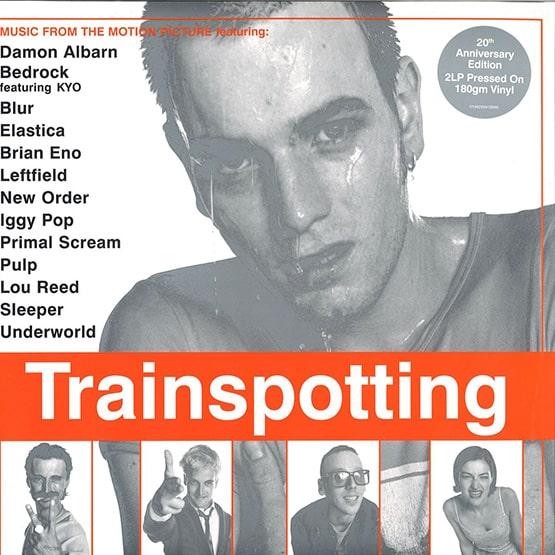 Trainspotting - Trainspotting 2LP