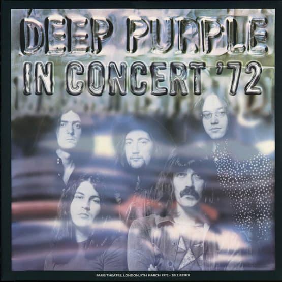 "Deep Purple - In Concert '72 2LP + 7"" Single"