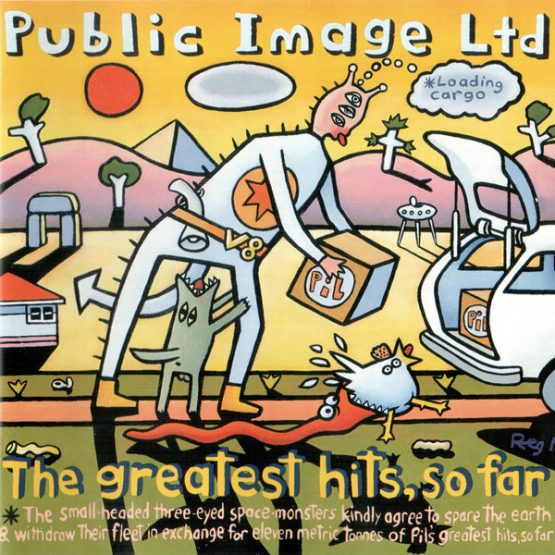 Public Image Limited / The Greatest Hits... So Far