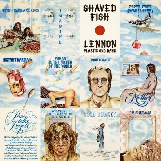 John Lennon & Plastic Ono Band / Shaved Fish - Vinyl