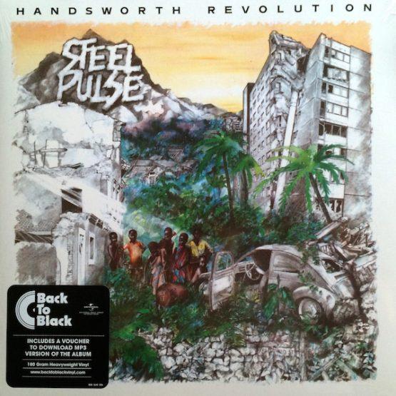 Steel Pulse / Handsworth Revolution