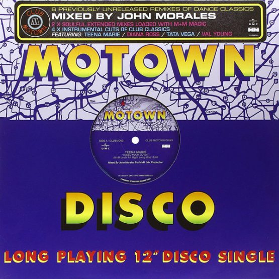 Various Artists / John Morales Presents Motown Divas