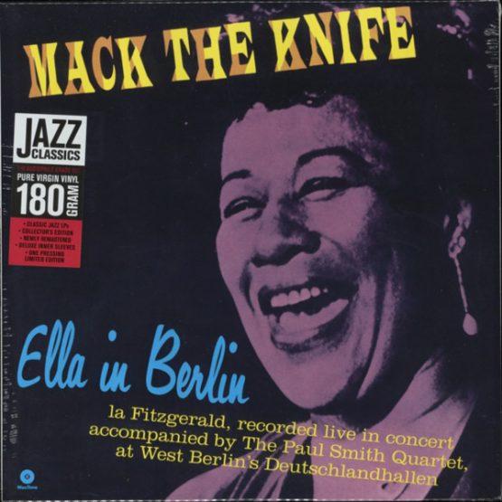 Ella Fitzgerald / Mack The Knife: Ella In Berlin