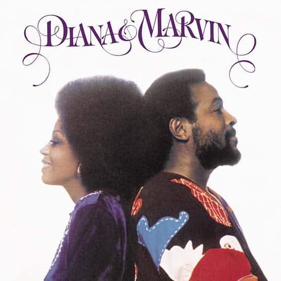 Diana Ross, Marvin Gaye - Diana & Marvin