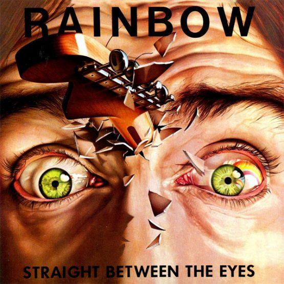 Rainbow / Straight Between The Eyes - Vinyl