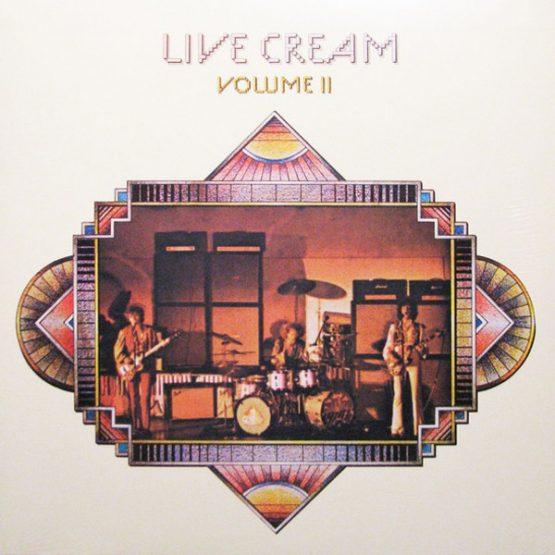 Cream / Live Cream Volume II - Vinyl