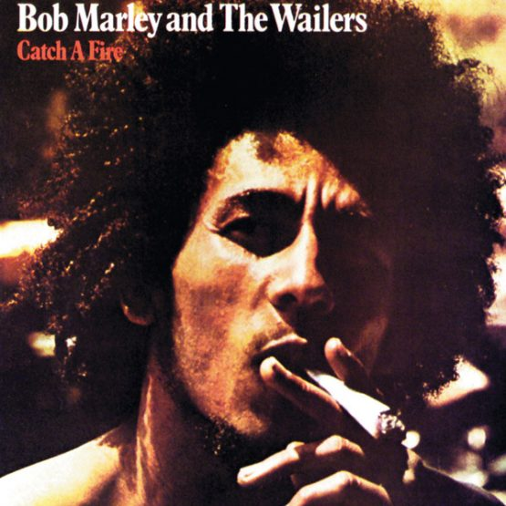 Bob Marley & The Wailers ‎/ Catch A Fire - Vinyl