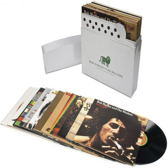 Bob Marley & The Wailers / The Complete Island Recordings