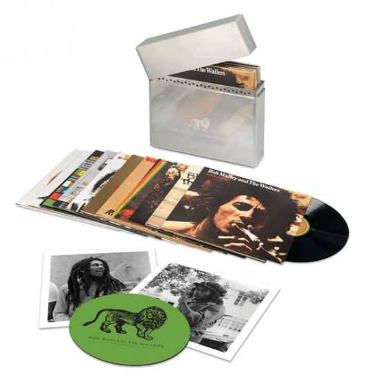 Bob Marley & The Wailers / The Complete Island Recordings: Collector's Edition - Vinyl Box Set