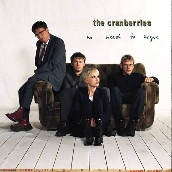 Cranberries - No Need To Argue