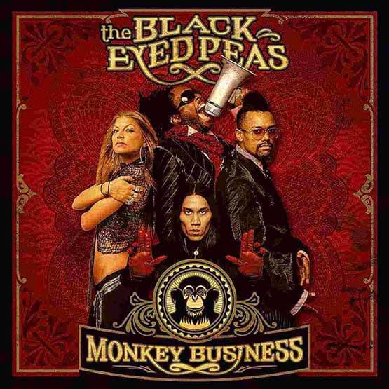 The Black Eyed Peas - Monkey Business v