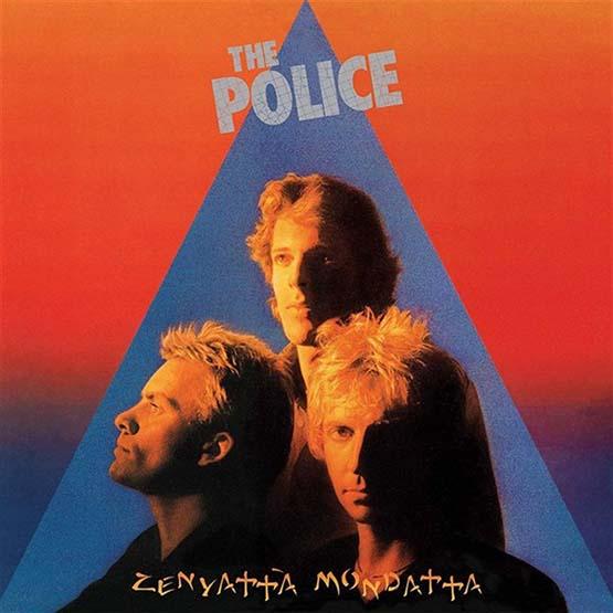 The Police - Zenyattà Mondatta