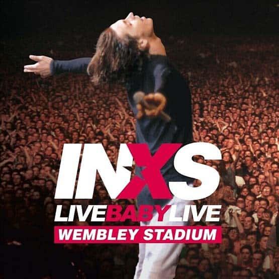 INXS - Live Baby Live 3LP