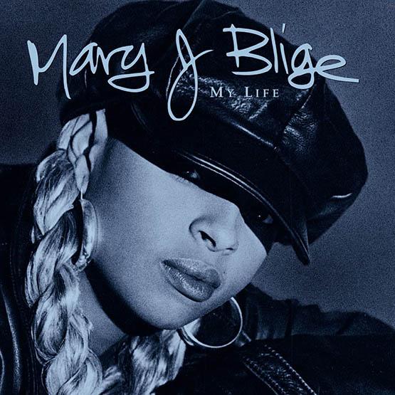 Mary J. Blige - My Life 2LP