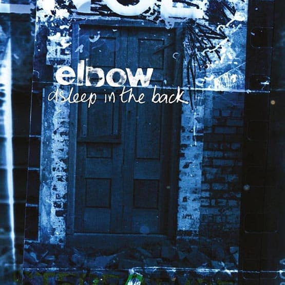 Elbow - Asleep In The Back 2LP