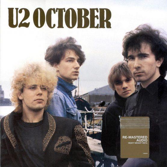 U2 / October