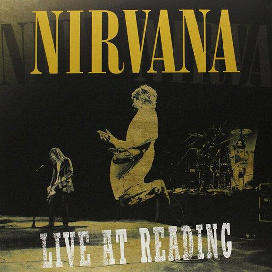 Nirvana / Live At Reading - Vinyl
