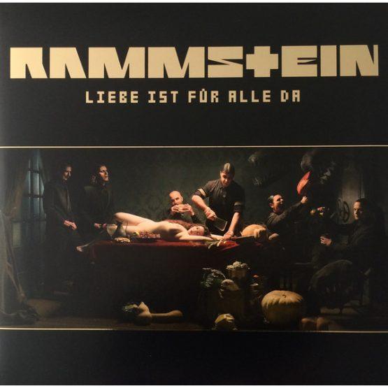 Rammstein / LIEBE IST F?£R ALLE DA