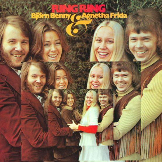 Abba / Ring Ring - Vinyl