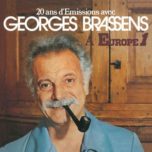 Georges Brassens / 20 Ans D'Emissions Avec Georges Brassens A Europe 1 - Vinyl