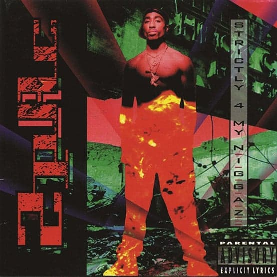 2Pac - Strictly 4 My N.I.G.G.A.Z… 2LP