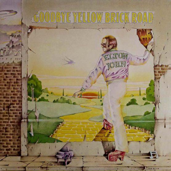Elton John / Goodbye Yellow Brick Road - Vinyl