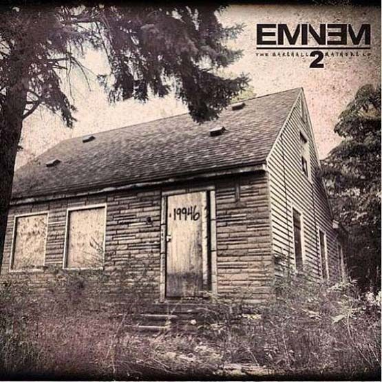 Eminem - The Marshall Mathers 2LP
