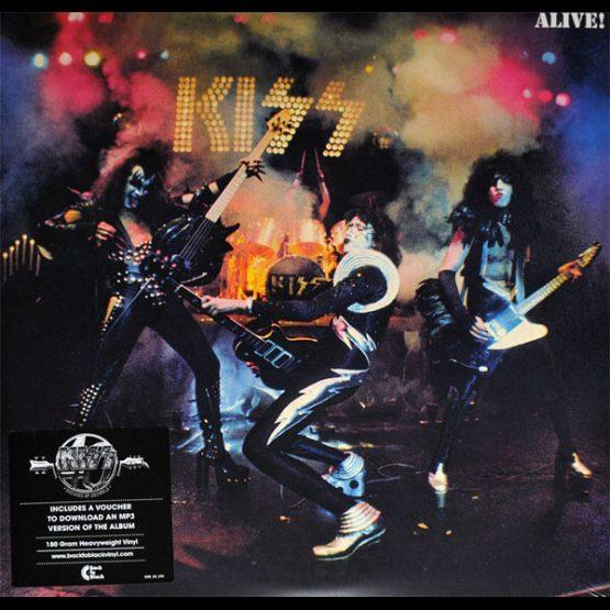 Kiss / Alive! - Vinyl