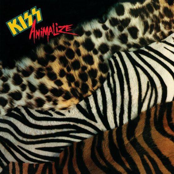 Kiss / Animalize