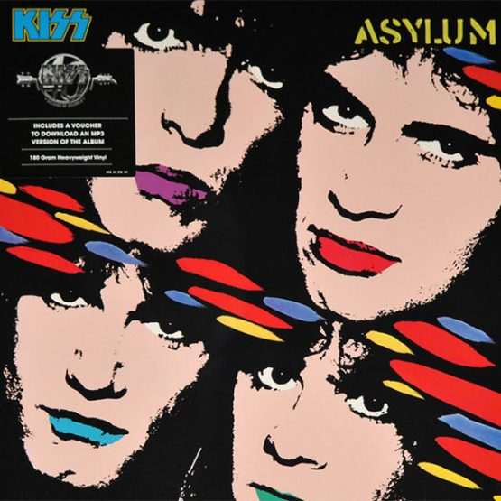 Kiss / Asylum - Vinyl