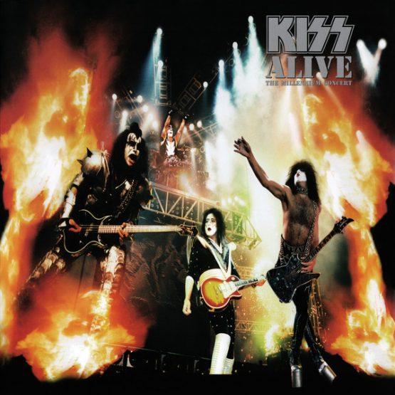 Kiss / Alive ??? The Millennium Concert