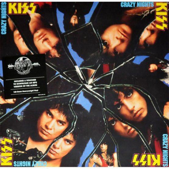 Kiss / Crazy Nights - Vinyl