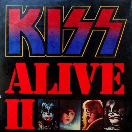 Kiss / Alive! II - Vinyl