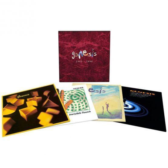 Genesis / Genesis 1983-1998 - Vinyl Box Set