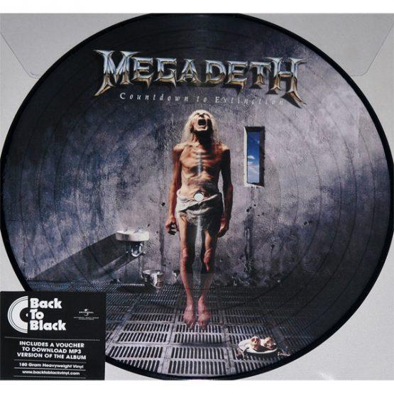 Megadeth / Countdown To Extinction - Vinyl
