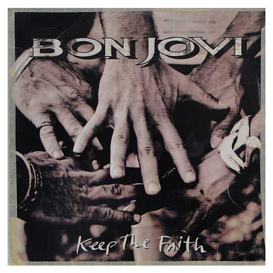 Bon Jovi - Keep The Faith 2LP
