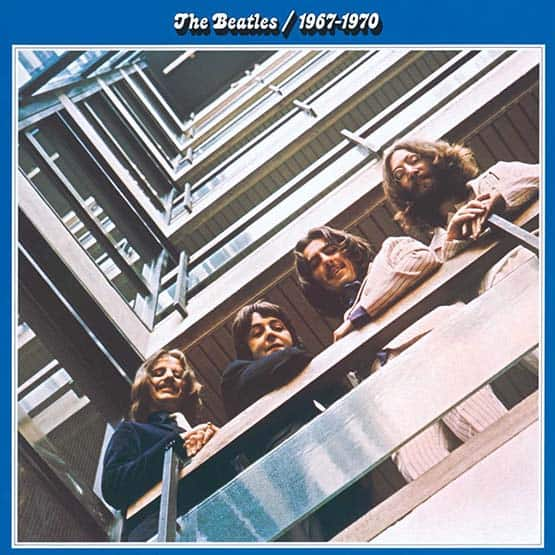 The Beatles - The Beatles 1967 - 1970 - Blue Vinyl - 2LP