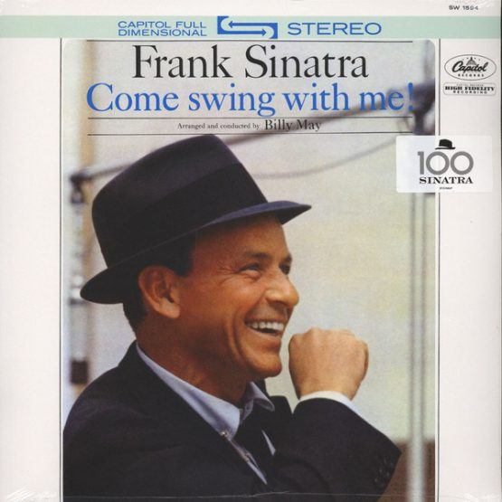 Frank Sinatra / Come Swing With Me!